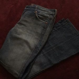 Boot Cut 7 For All Mankind jeans.